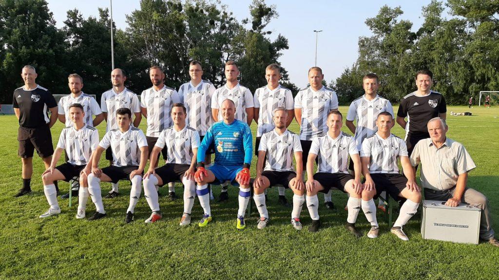 FSV95 Mannschaftsfoto von 2021